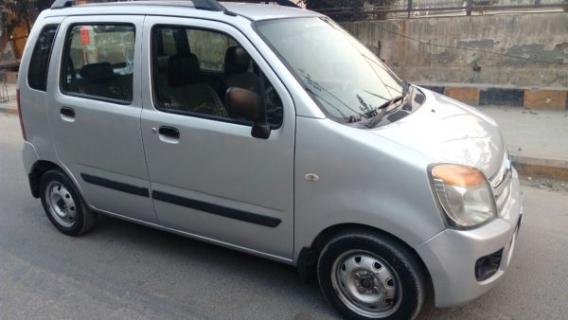 Used Maruti Suzuki WagonR Car In Ghaziabad