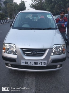 Used Hyundai Santro Xing Car In New Delhi