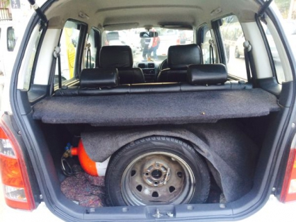 Used Maruti Suzuki WagonR Car In New Delhi